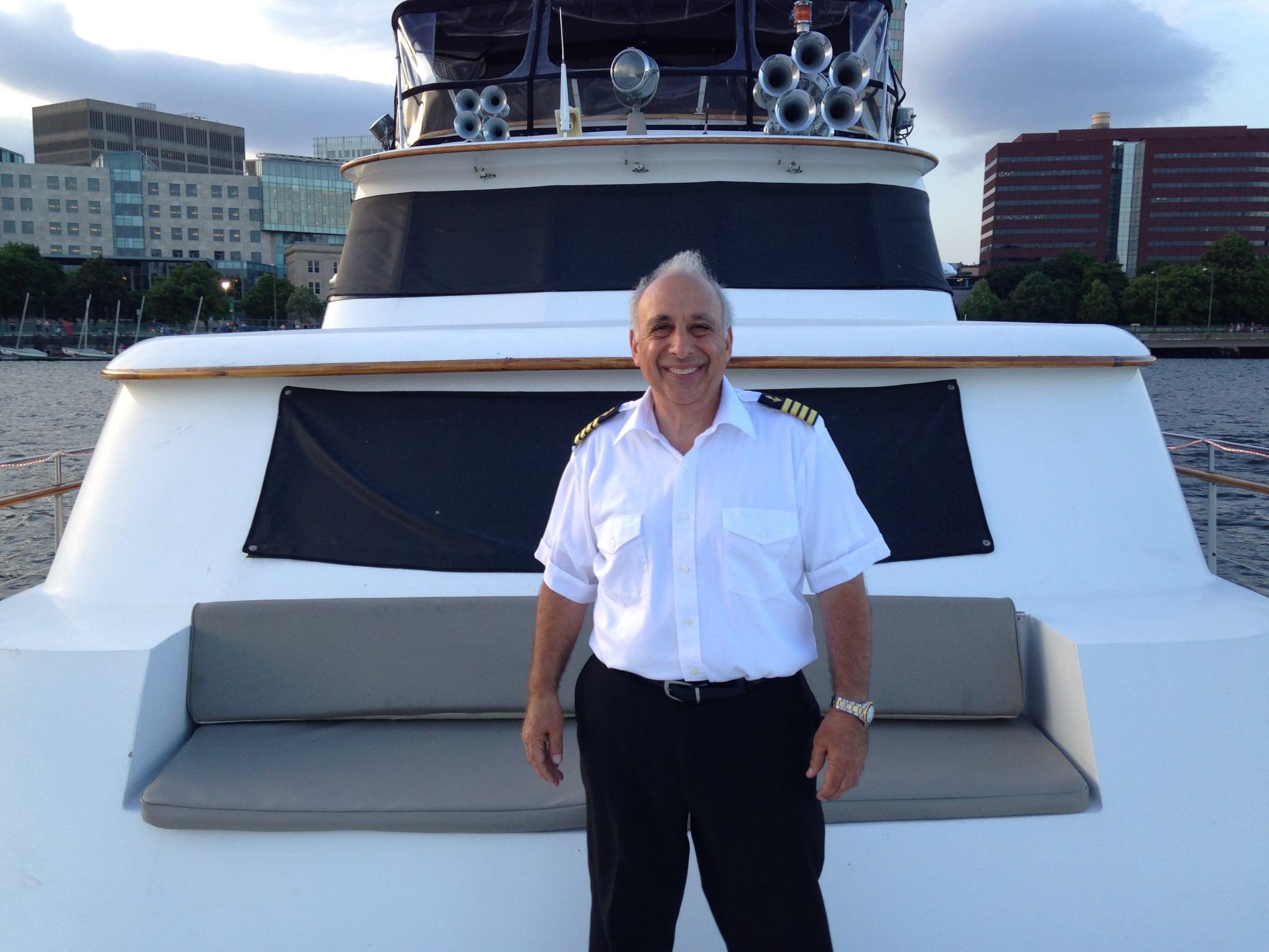 Captain Michael Kaye